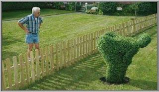 Como insultar seu vizinho sem falar com ele!!!