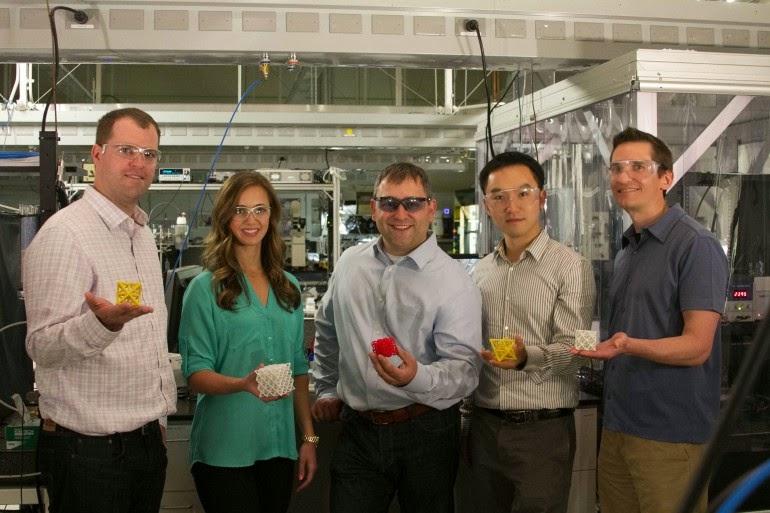 LLNL research team