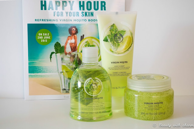 The Body Shop Summer Releases