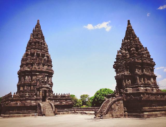 Temples of Prambanan