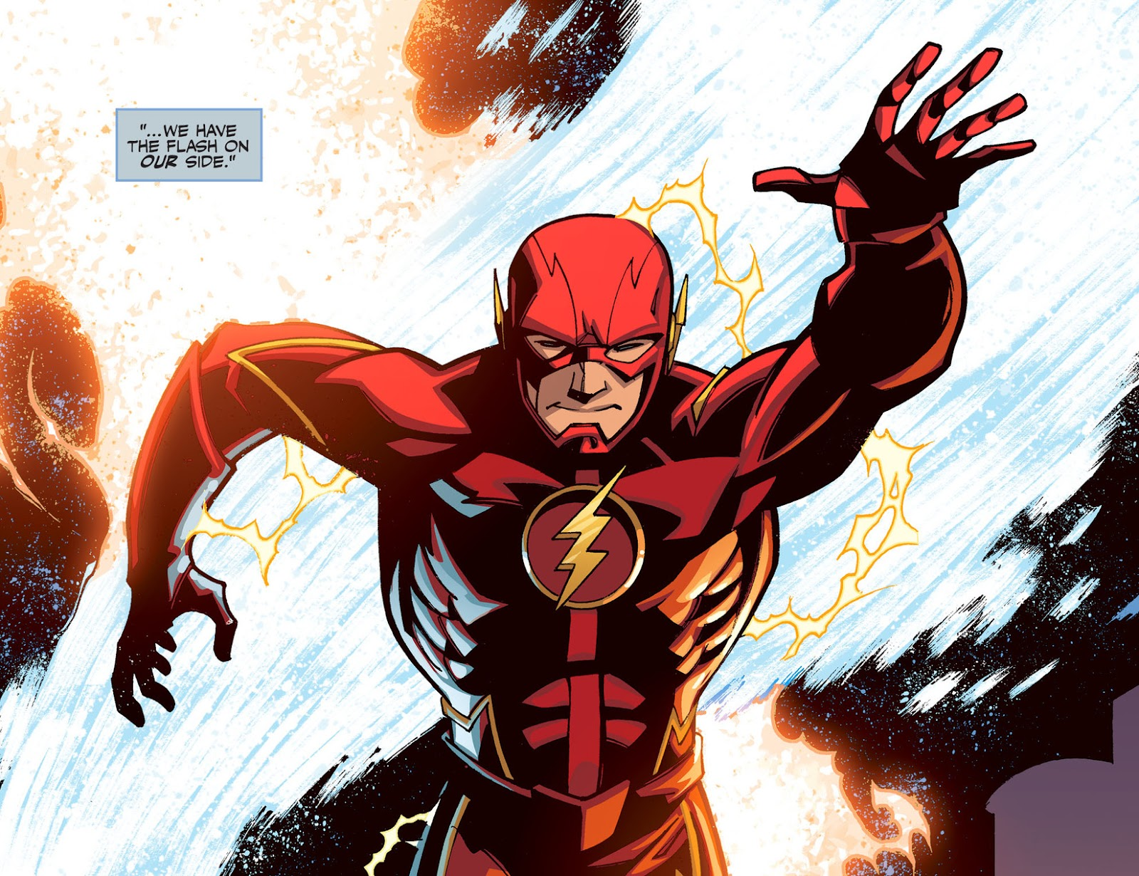 The Flash: Season Zero [I] Issue #22 #22 - English 21
