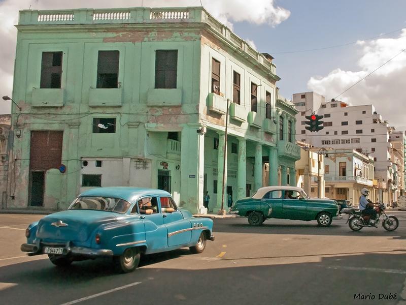 Rue du Centro Habana