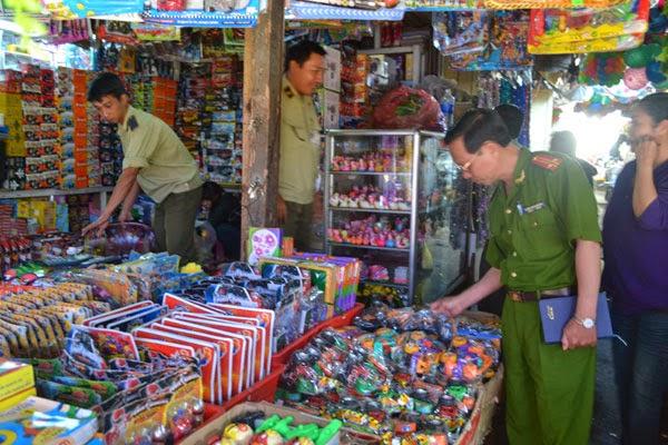 Gia Lai: Công tác chống buôn lậu, gian lận thương mại-còn thiếu nghiêm ngặt