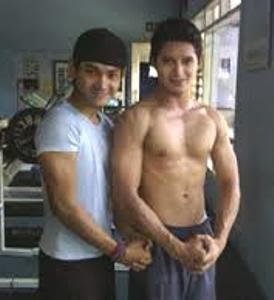 Chand Kelvin Gym Body Sixpack