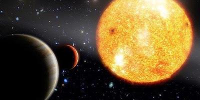 Tata Surya Tertua Ditemukan Astronom Indonesia