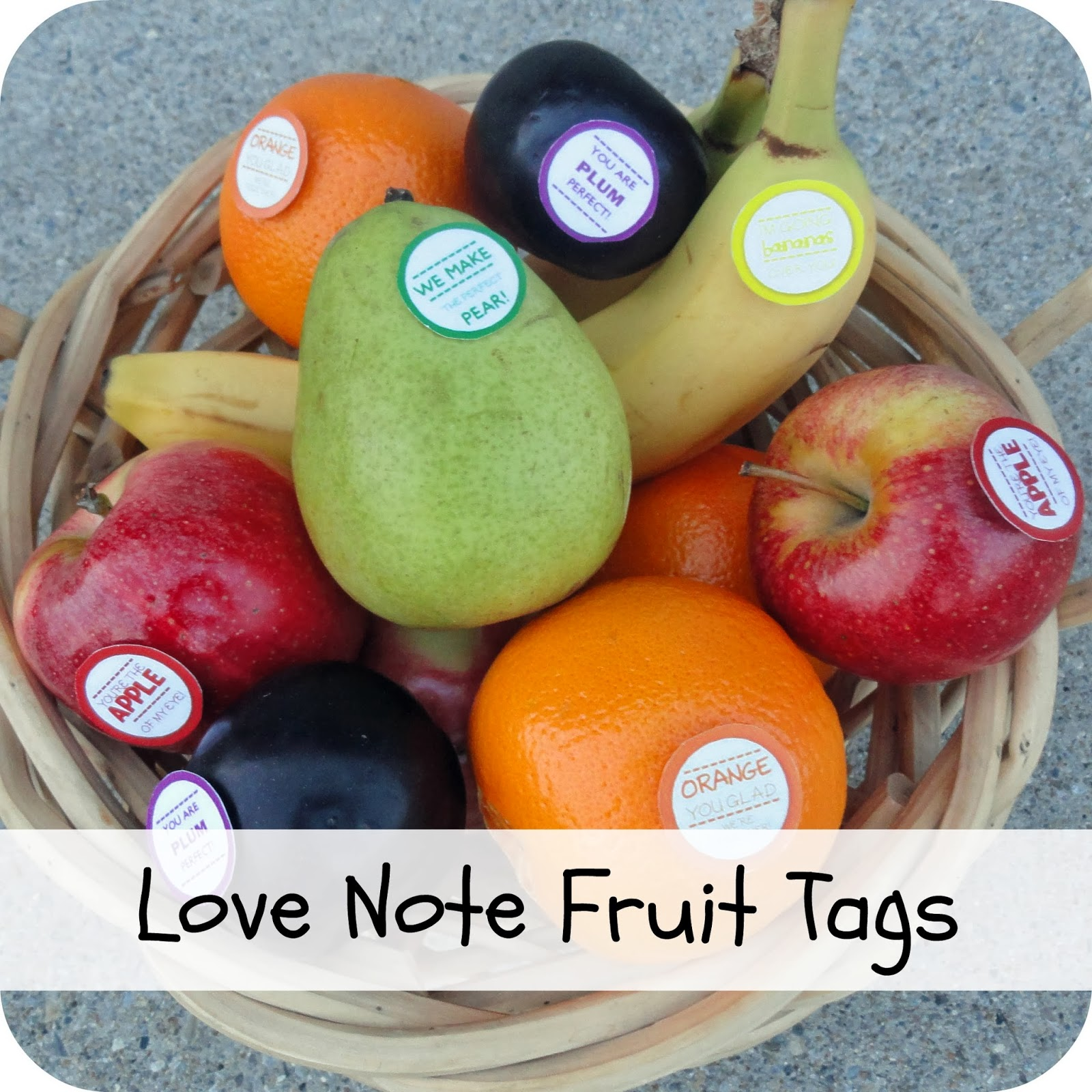fruit tag printable