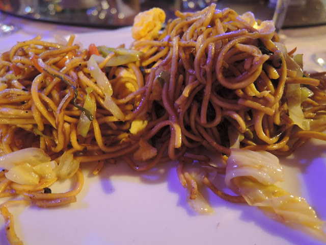 noodles, domaine anna, fried noodles, birthday noodles, chinese noodles