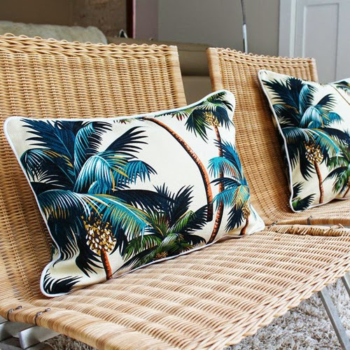 9 decoracion tropical