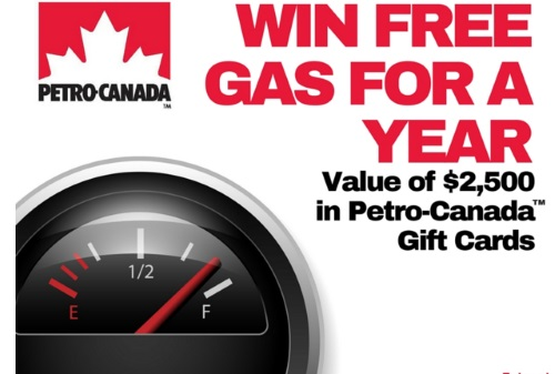 Ride Check Petro Canada Gas Gift Card Giveaway