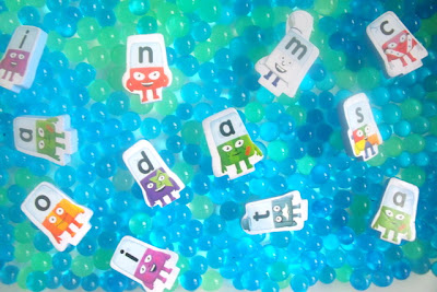 Letter Recognition in Preschool