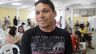 Moacir Siqueira, morador do Campo Grande, diz que com a indenização 2016 será de renovação