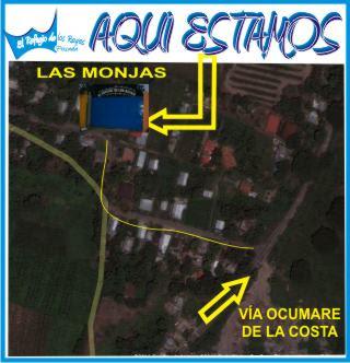 Calle Principal Sector Las Monjas, Ocumare de la Costa, Estado Aragua