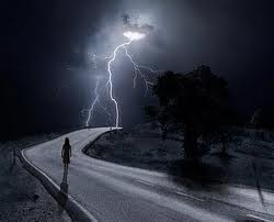 La Autostopista Fantasma de carretera
