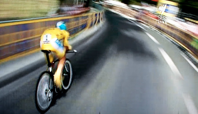 surreal, abstract,le tour, tour de france, blur, blurry, fine art, photography, photograph, image, abstraction, night, tim macauley, timothy macauley, you won't see this at moma, tv, television, sbs,