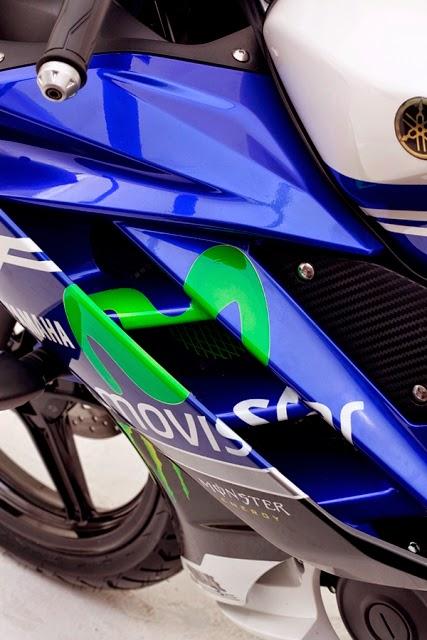 Yamaha Targetkan Jual 50000 YZF R15