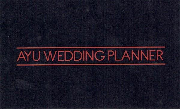 WEDDING BUSINESS PROJECT Ayu Wedding Planner