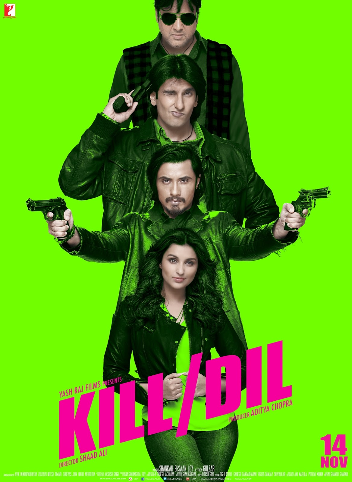 Kill Dil 2014 FULL Hindi Movie Watch Online New Bollywood Movies HD ...