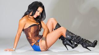 Hot WWE Rosa Mendes