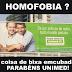 Homofobia é coisa de bixa incubada?