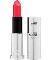 p2 Neuprodukte August 2015 - full shine lipstick 020 - www.annitschkasblog.de