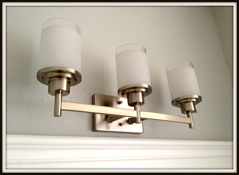 Engineering Life and Style: Master Bathroom Lighting