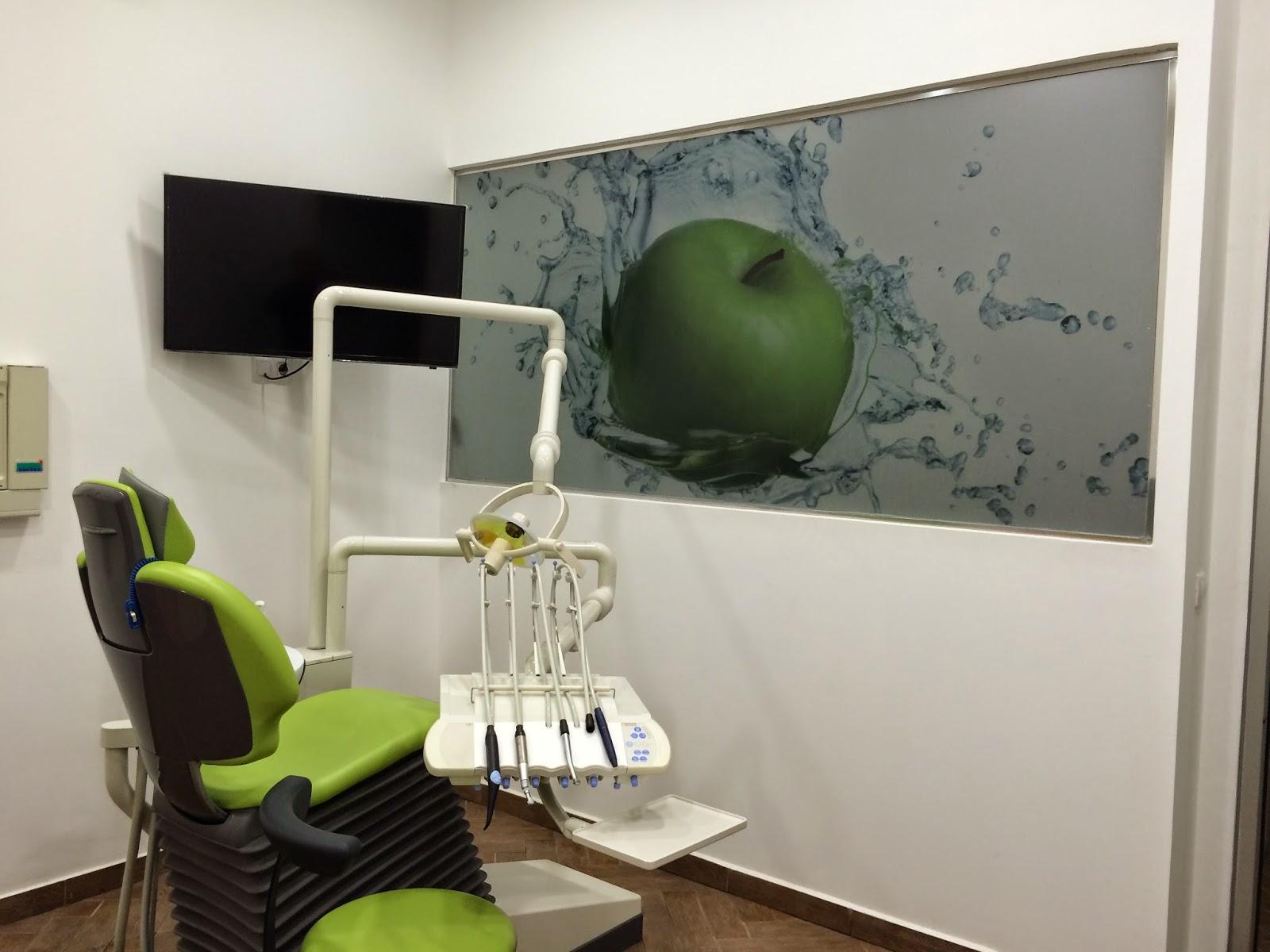 Diseño Tierra de Barros, el Blog: Rotulación de Clínica Dental