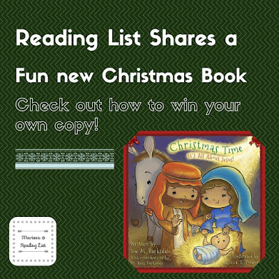 Win a copy of Christmas Time It's All About Jesus on Reading List