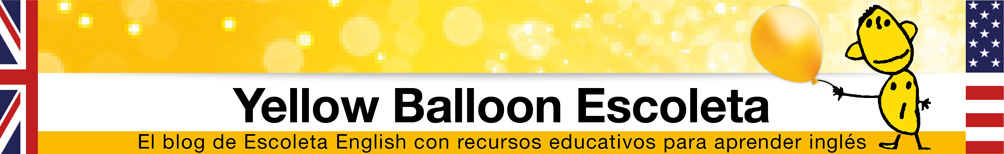 Yellow Balloon Escoleta