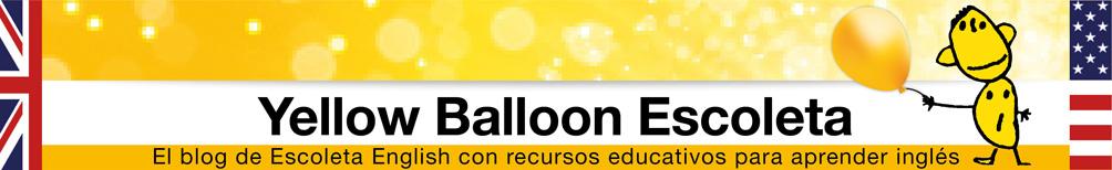Yellow Balloon Escoleta