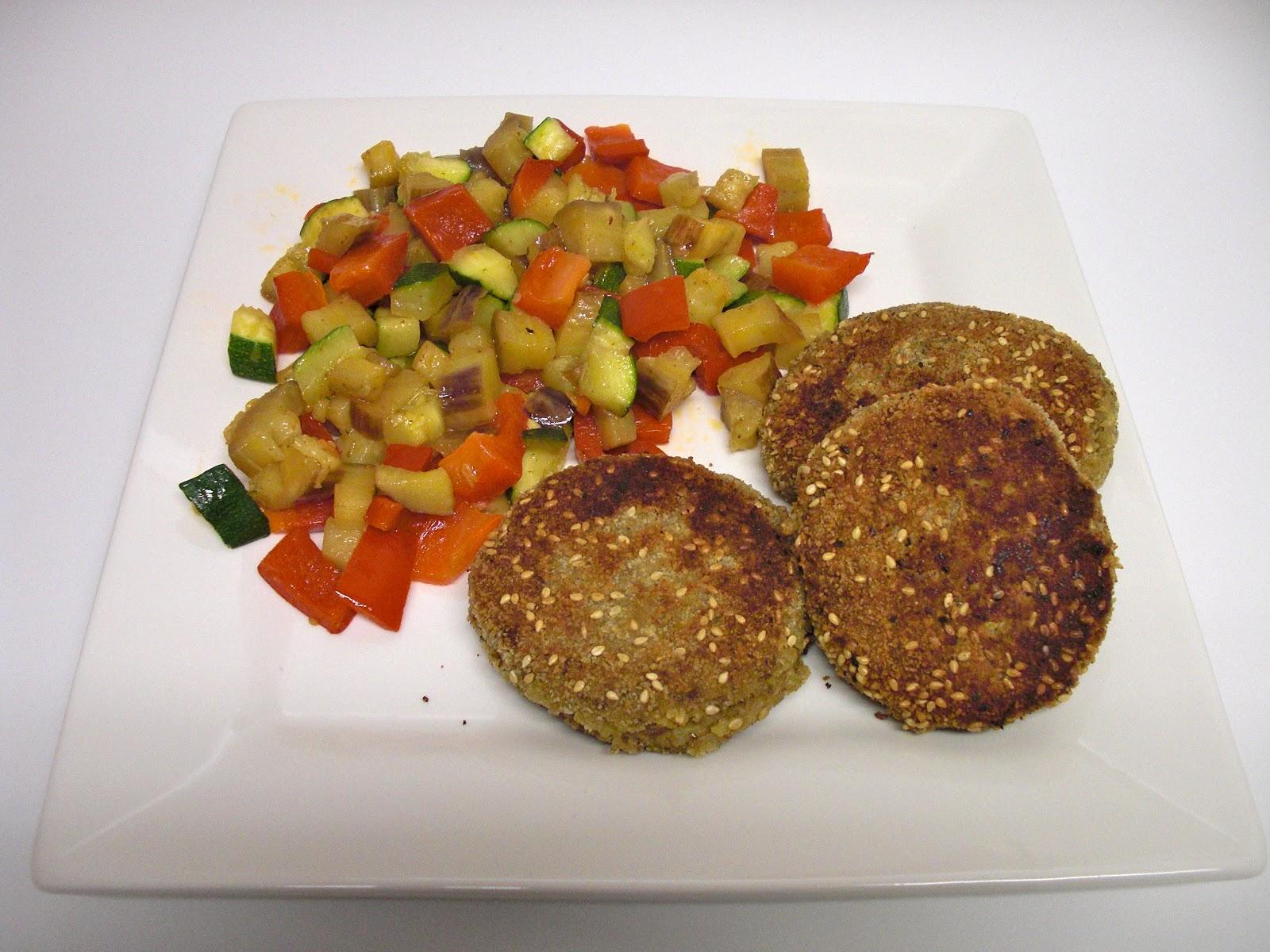 Secrets vegans hamburguesas de lentejas con verduras - Hamburguesa de verduras ...