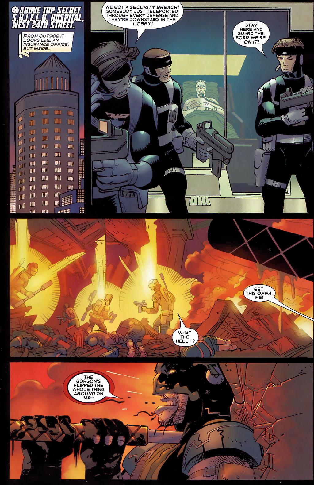 Read online Wolverine (2003) comic -  Issue #30 - 21