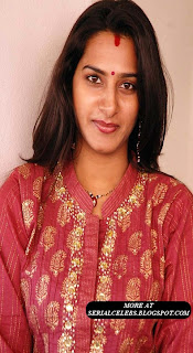 Telugu teleserial artist Surehka Vani