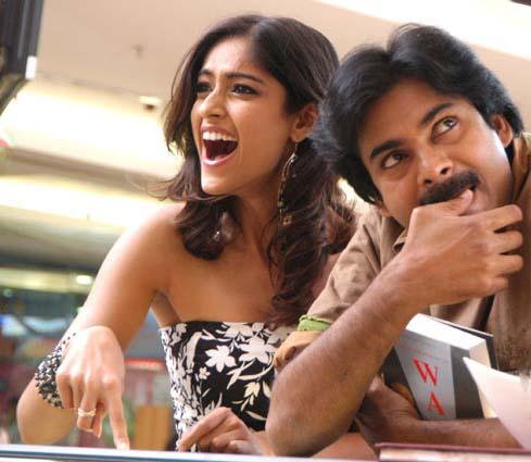 ileana pawankalyan jalsa movie stills pics images3