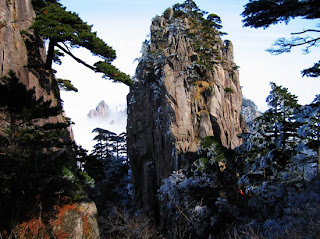 Yellow Mountain (Mt. Huangshan)