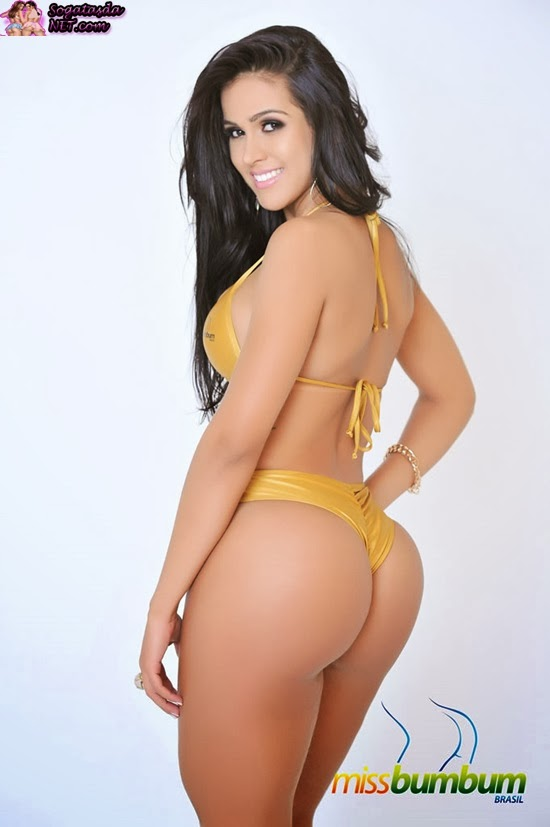 Gatas do Miss Bumbum 2013 foto 9