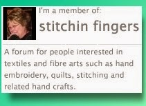Mary Corbet's Stitchin' Fingers