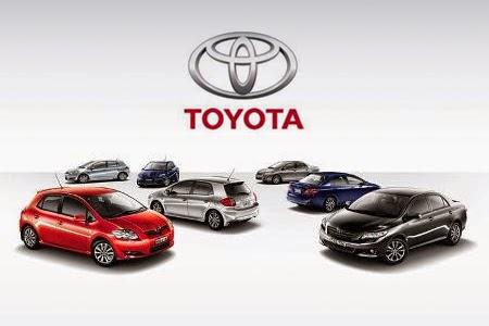 Daftar Harga Mobil Toyota Paling Baru