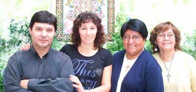Lady Antonia Martinez é a nova secretária da Obra de São Pedro Apóstolo das POM da Argentina
