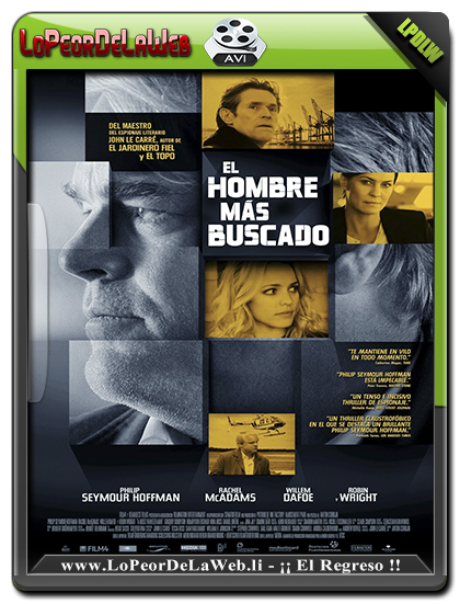 El Hombre más Buscado (2014) DVDRip Latino