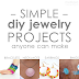 Simple DIY Jewelry Ideas You Can Make, Over 50 Simple DIY Jewelry Projects