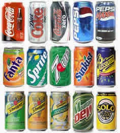 Sugary drink, diabetes, sugar, coke, soft drinks