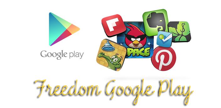 Tutorial] Freedom Apk v1.0.4 - Compre itens dentro dos jogos!