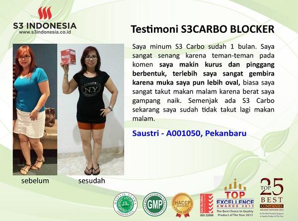 Image result for bpom s3 carbo blocker