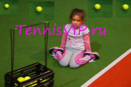 Программа для обучения детей в теннис