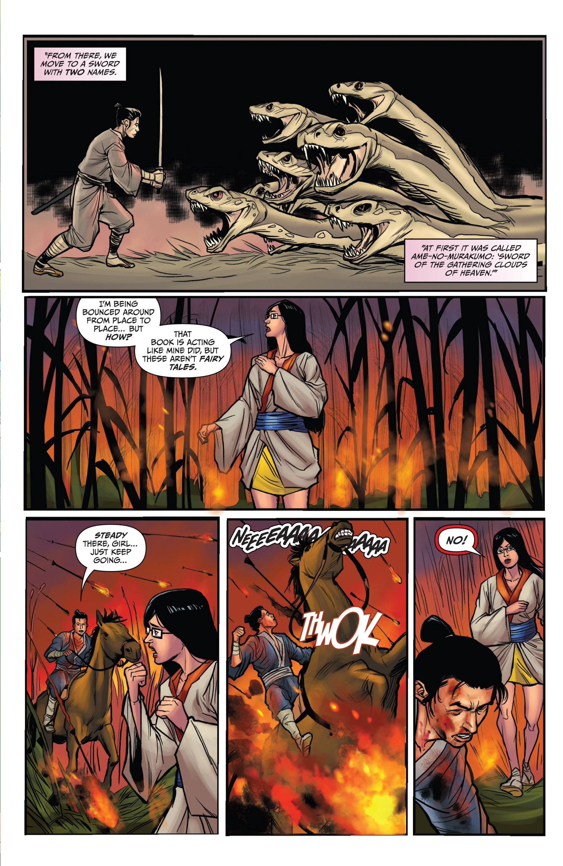Grimm Fairy Tales (2005) Issue #93 #96 - English 11