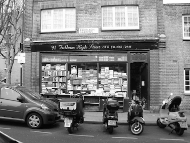 Lovely old book shop