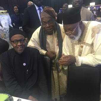 buhari obasanjo south africa