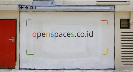 Chrome open spaces