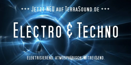 Electro techno GEMAfrei downloaden - TerraSound
