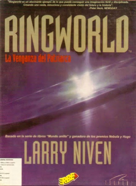 Ringworld - Revenge of the Patriarch